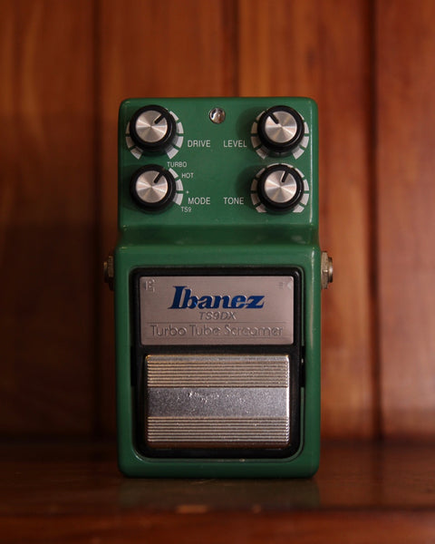 Ibanez TS9DX Turbo Tube Screamer Pedal Pre-Owned