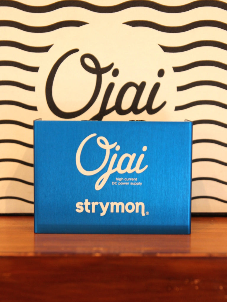 Strymon Ojai Compact High Current Pedal Power Supply - The Rock Inn - 1