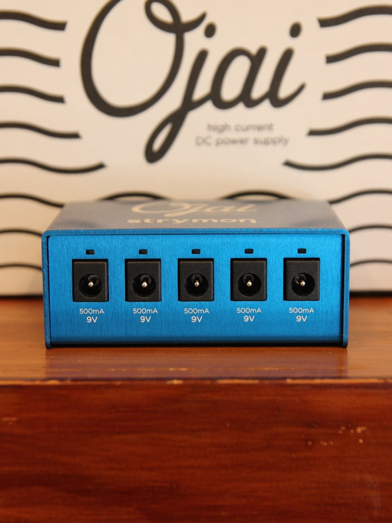 Strymon Ojai Compact High Current Pedal Power Supply - The Rock Inn