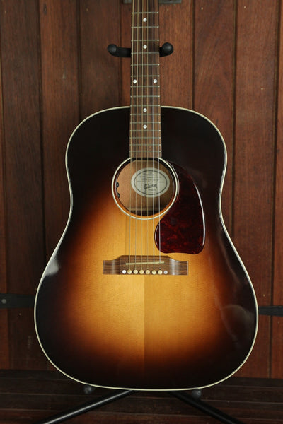 *NEW ARRIVAL* Gibson J-45 Standard Acoustic-Electric Guitar Vintage Sunburst 2016