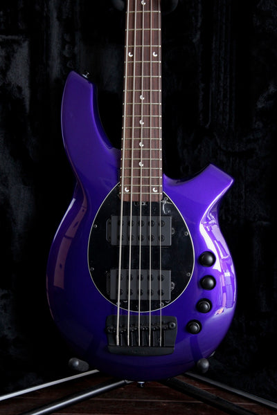 Ernie Ball Music Man Bongo 5-String Bass Guitar USA Pre-Owned