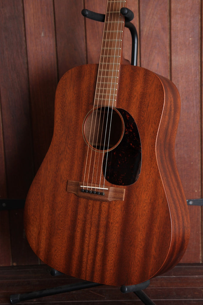 Martin D-15M Mahogany Dreadnought Acoustic Guitar Pre-Owned
