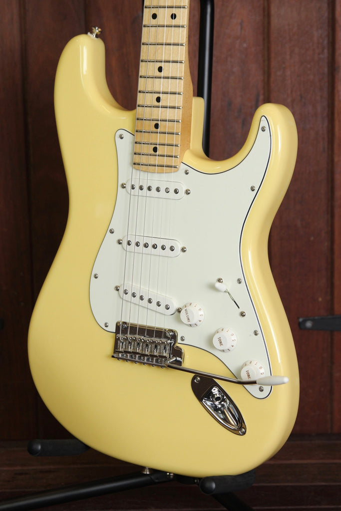 Fender Player Series Stratocaster Buttercream Maple