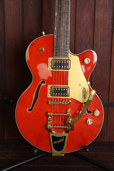 Gretsch G5655TG Centre Block Bigsby Orange