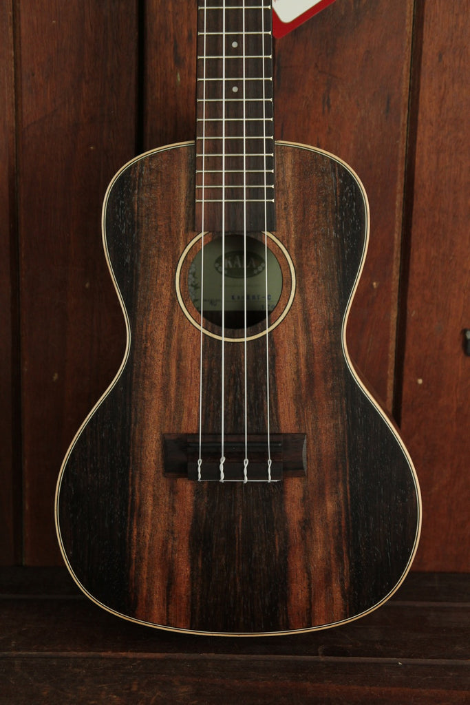 *NEW ARRIVAL* Kala KA-EBY-C Ebony Concert Ukulele Natural - The Rock Inn