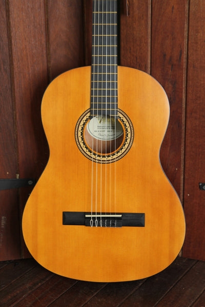Valencia 200 Series Slim Neck Classical Nylon Guitar VC204H - The Rock Inn - 1