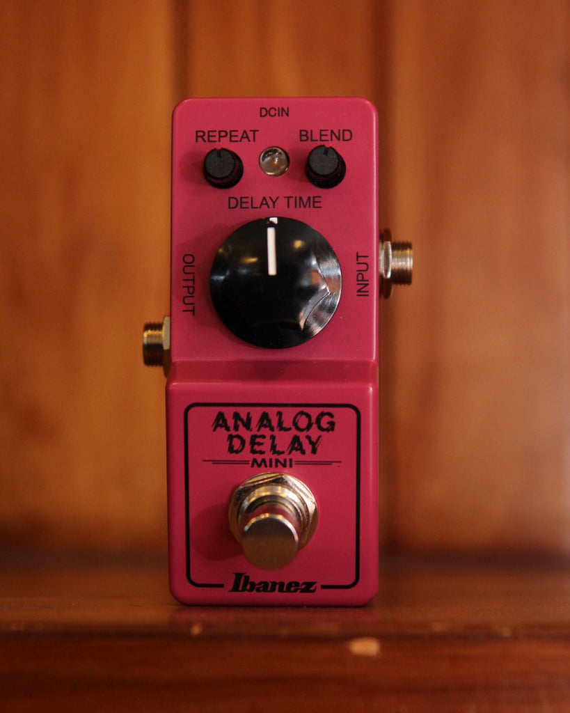 Ibanez ADMini Mini Analog Delay Pedal