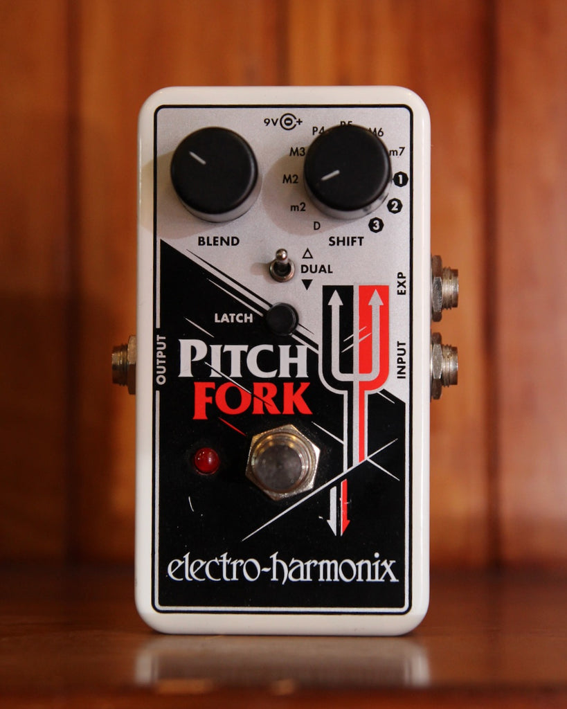 Electro-Harmonix Pitch Fork Polyphonic Pitch Shifter Pre-Owned