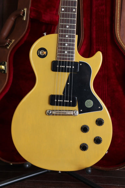 Gibson Les Paul Special P90 TV Yellow Electric Guitar