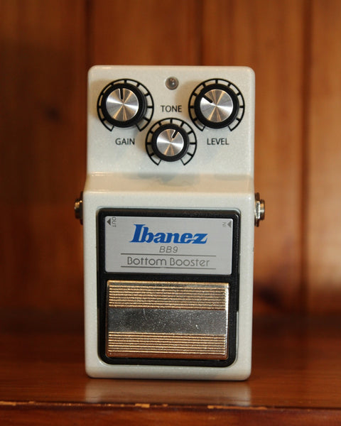 *NEW ARRIVAL* Ibanez BB9 Bottom Booster Pedal Pre-Owned