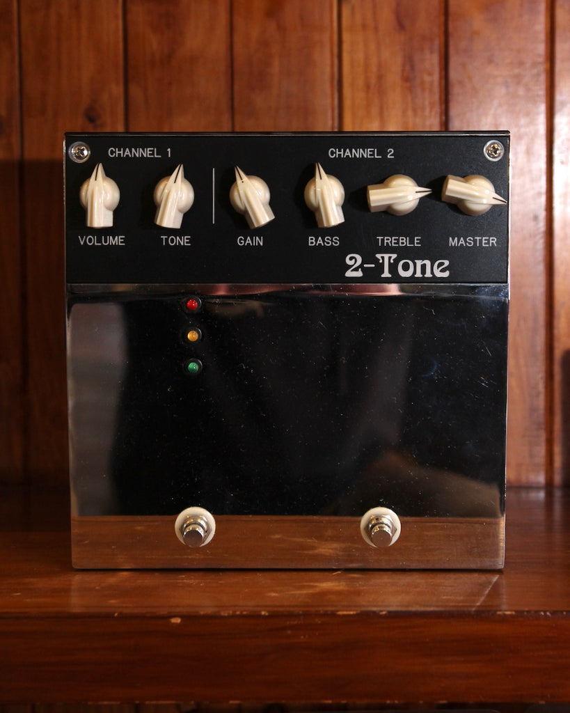 Bad Cat 2-Tone Tube Preamp Pedal Pre-Owned