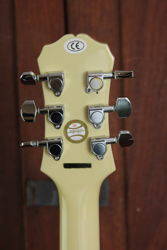 Epiphone SG G-310 Vintage White Electric Guitar Pre-Owned