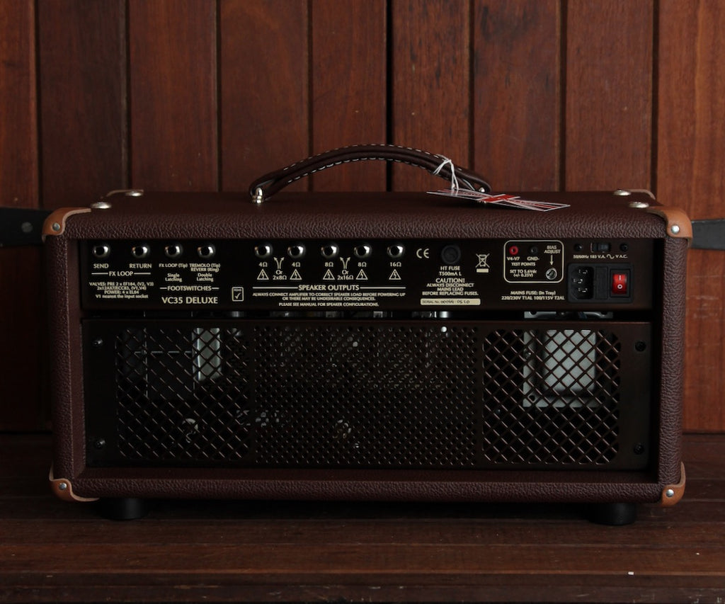 Victory Amplification V35H Copper Deluxe Head
