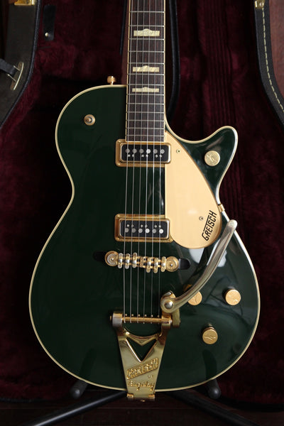 Gretsch G6128TCG Duo Jet Cadillac Green Bigsby Pre-Owned