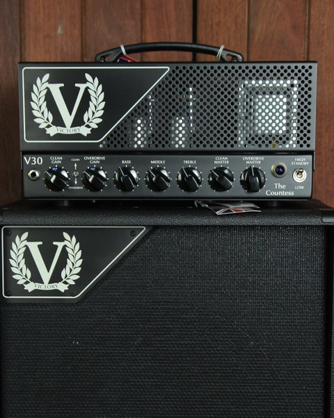 Victory Amplification V30H The Countess Valve Head 6L6 - The Rock Inn - 1