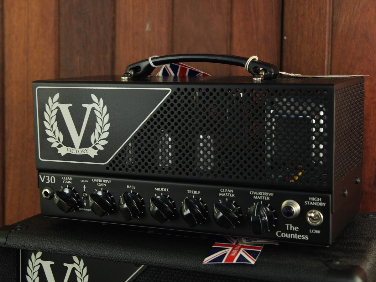 Victory Amplification V30H The Countess Valve Head 6L6