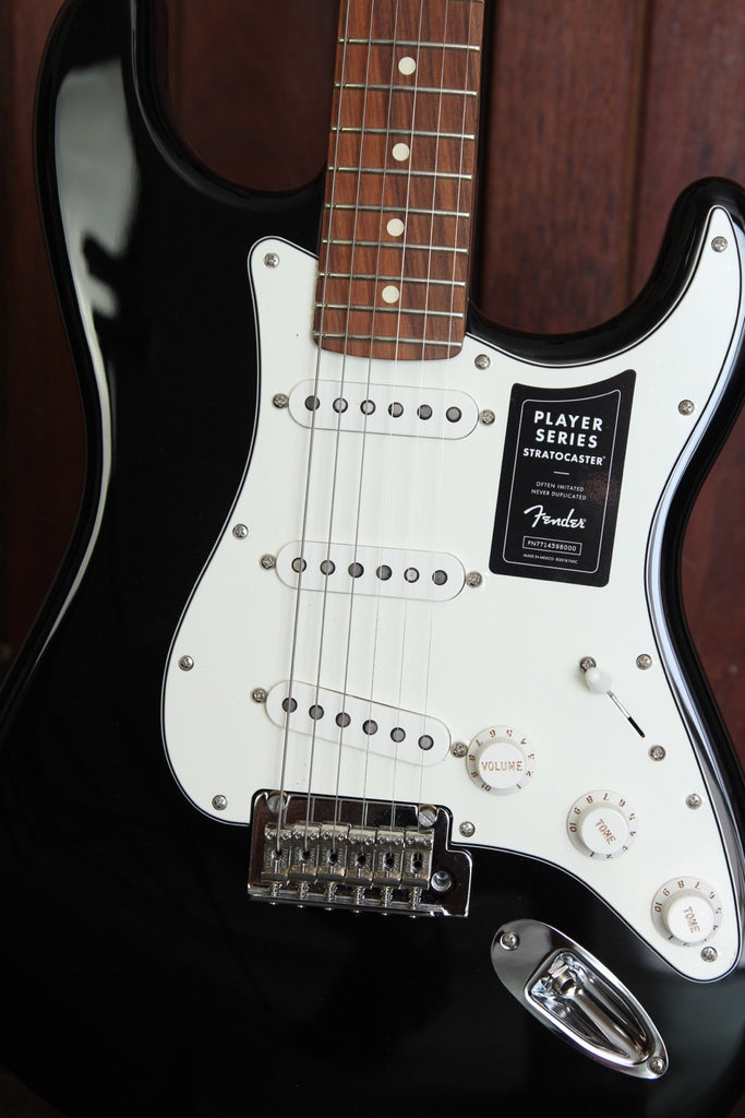 Fender Player Series Stratocaster PF Black