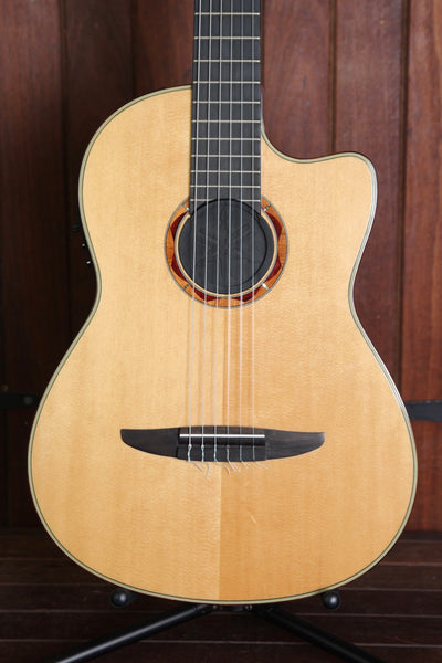Yamaha NCX1200R Acoustic-Electric Classical Guitar Pre-Owned