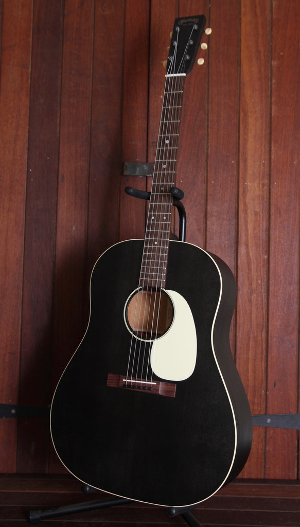 Martin DSS-17 Black Smoke Dreadnought Acoustic Guitar