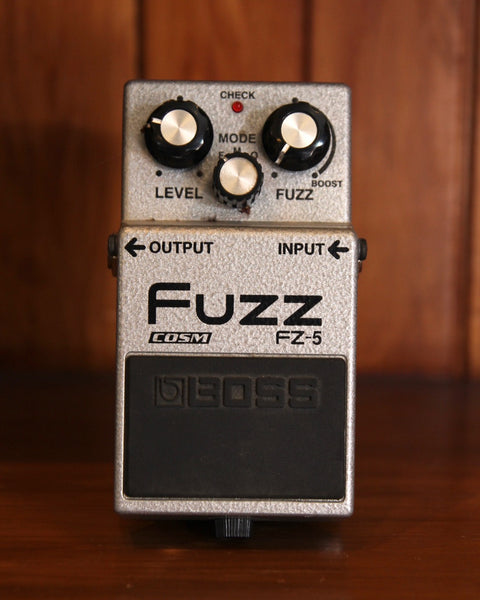 Boss FZ-5 Fuzz Pedal Pre-Owned