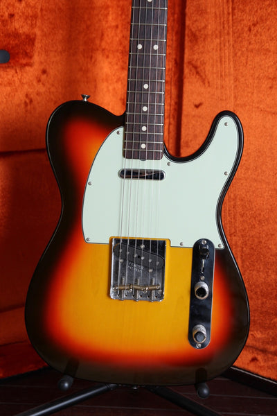 Fender Custom Shop 1963 Telecaster NOS Sunburst Pre-Owned