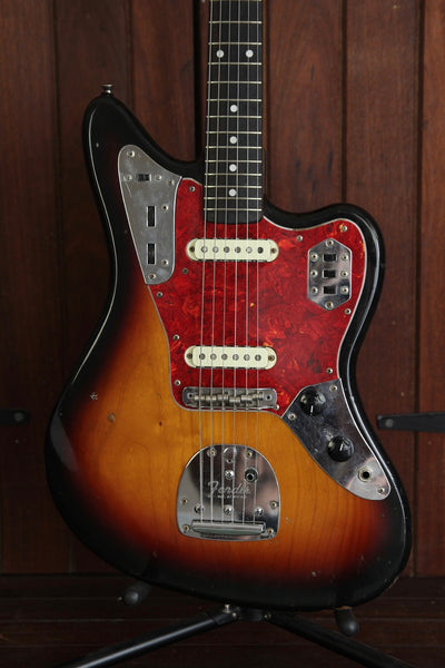 Fender Jaguar Made in Japan Sunburst Pre-Owned