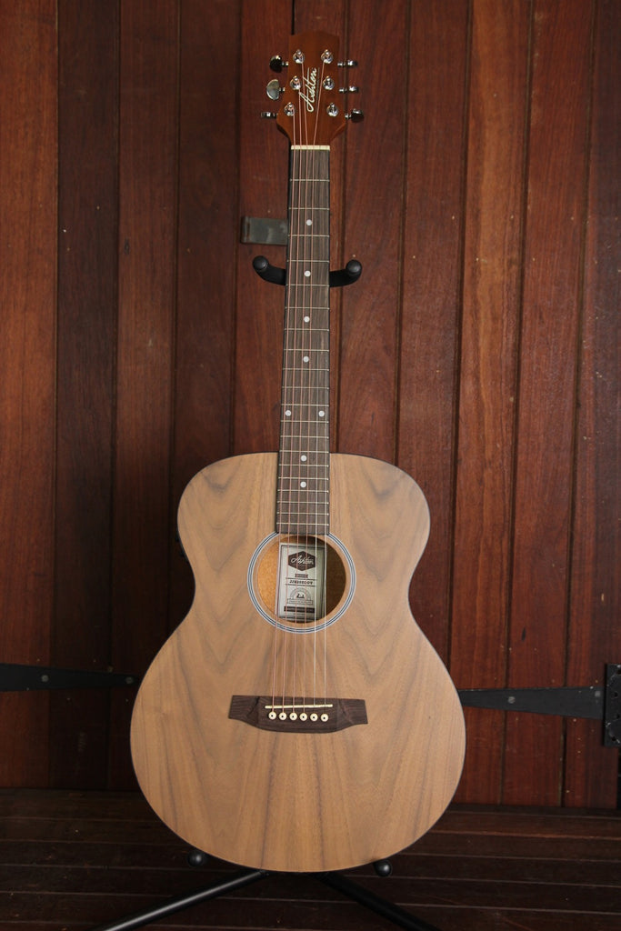 Ashton Junior Jumbo JJR20EQ Acoustic Guitar