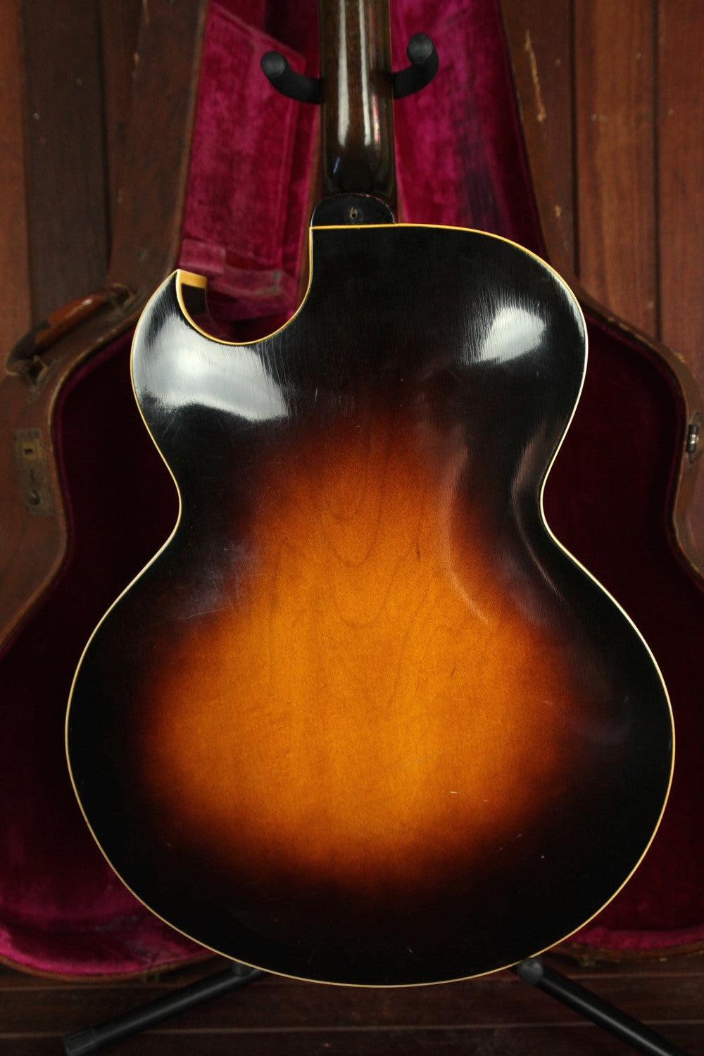 *NEW ARRIVAL* Gibson ES-175 Sunburst Hollowbody Electric Guitar 1953 Vintage