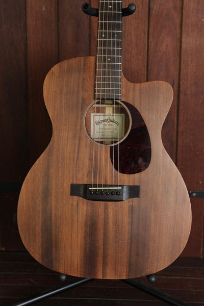 Sigma 000MC-15E Mahogany Acoustic-Electric with Case Pre-Owned