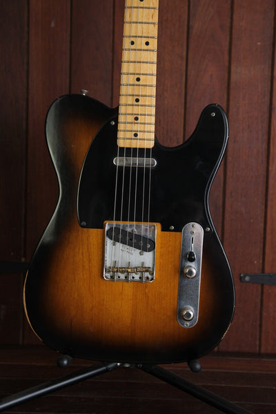 Fender Road Worn '50s Telecaster Electric Sunburst Pre-Owned