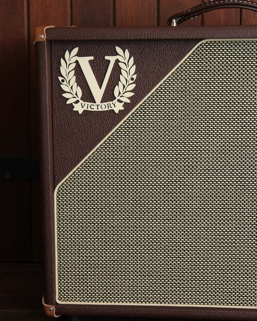 "Victory Amplification V35C Copper Deluxe 1x12"" Combo Guitar Amplifier"