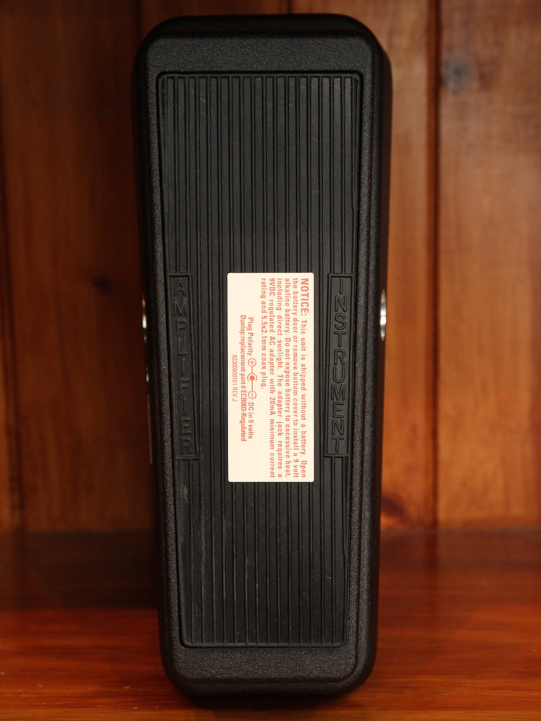 Dunlop Crybaby Wah Pedal - The Rock Inn - 1