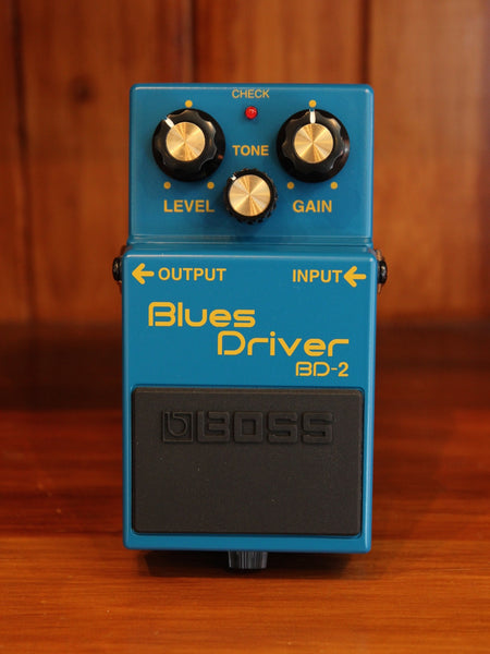 Boss BD-2 Blues Driver Overdrive Pedal - The Rock Inn