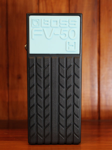 Boss FV50H Volume Pedal - The Rock Inn - 1