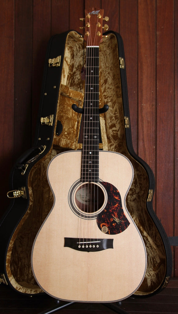 Maton EBG808 Artist Acoustic- Acoustic Electric Guitar