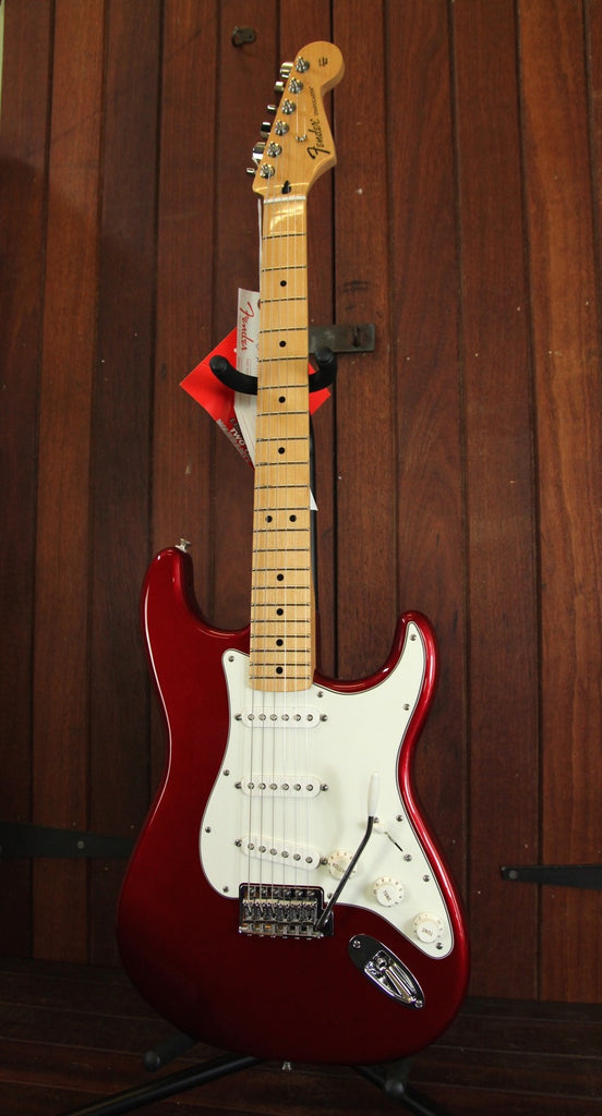 Fender Standard Series Stratocaster Electric Guitar - The Rock Inn
