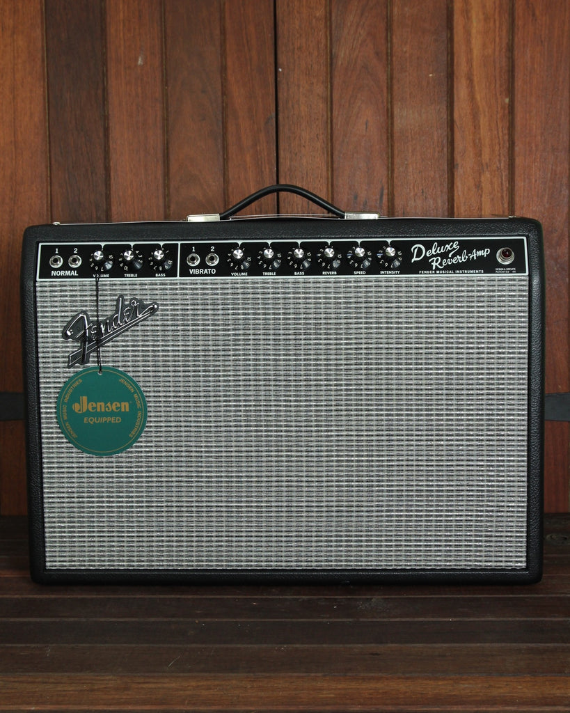 Fender 65 Deluxe Reverb Vintage Reissue Combo - The Rock Inn - 1