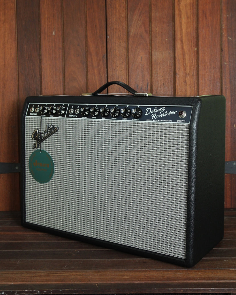 Fender 65 Deluxe Reverb Vintage Reissue Combo - The Rock Inn - 3