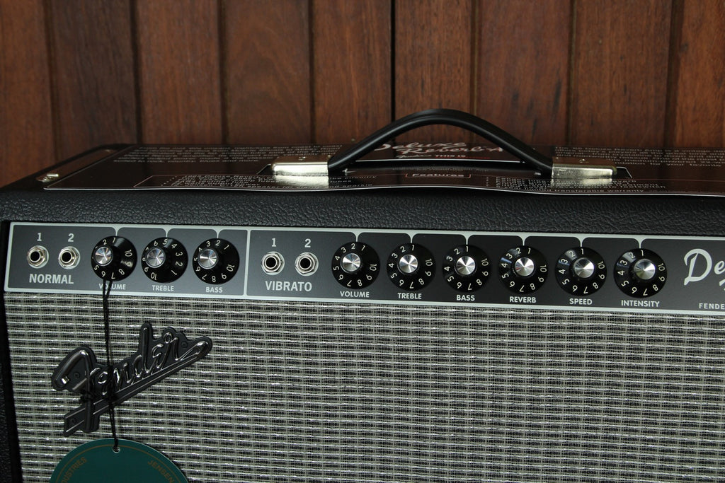 Fender 65 Deluxe Reverb Vintage Reissue Combo - The Rock Inn - 4