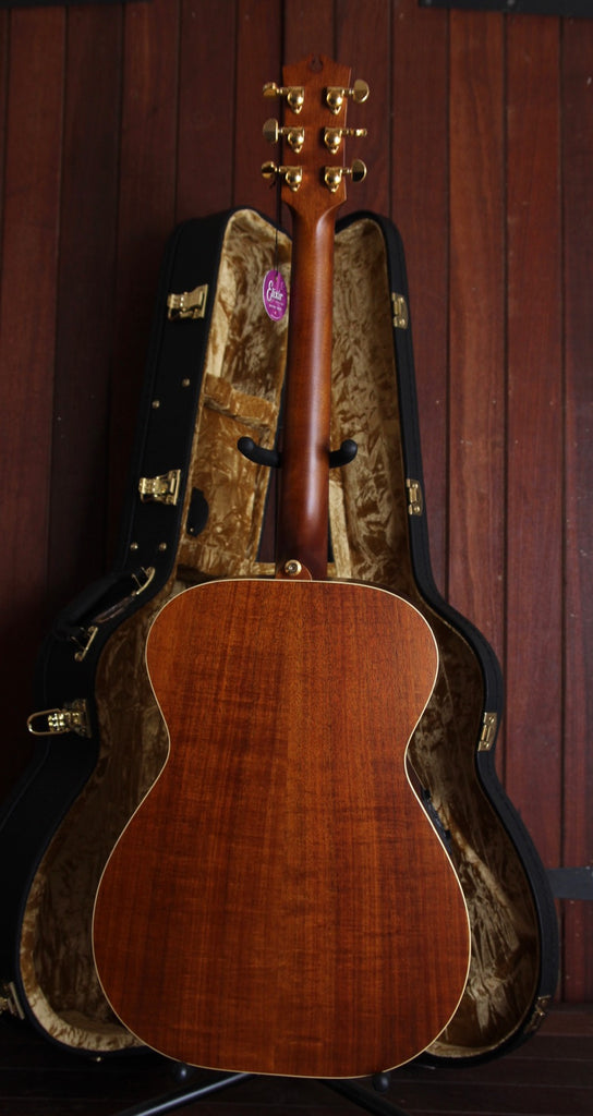 Maton EBG808 Nashville Acoustic-Electric Sunburst Guitar