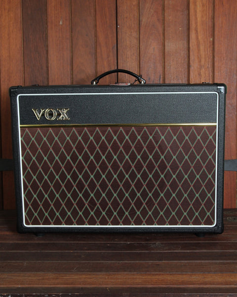 Vox AC15C1X Alnico Blue Speaker 15W 1x12 Combo - The Rock Inn - 1