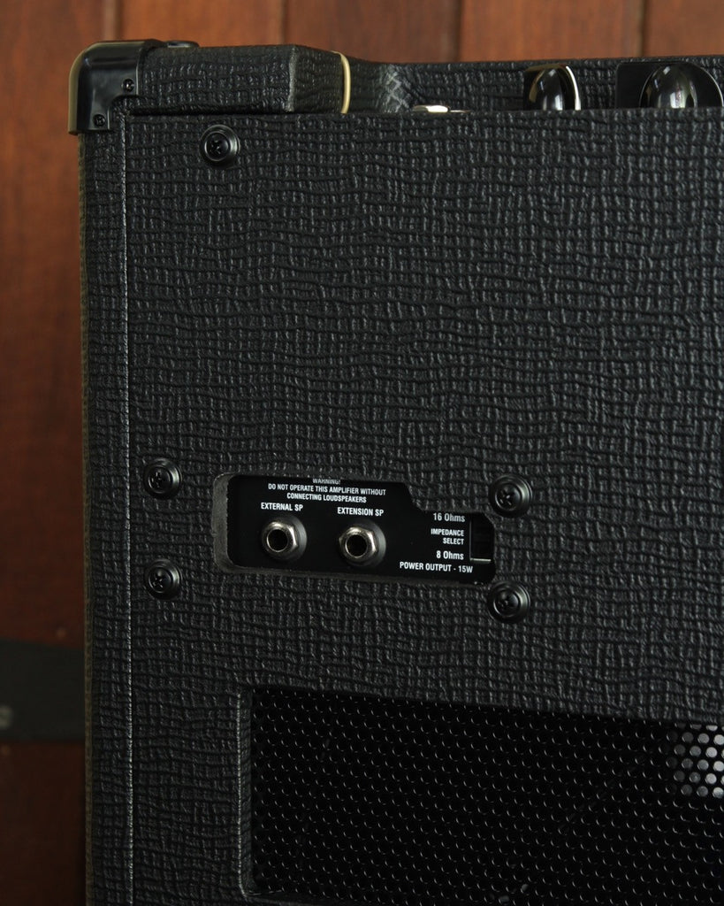 Vox AC15C1 15W 1x12 Combo Celestion Greenback - The Rock Inn