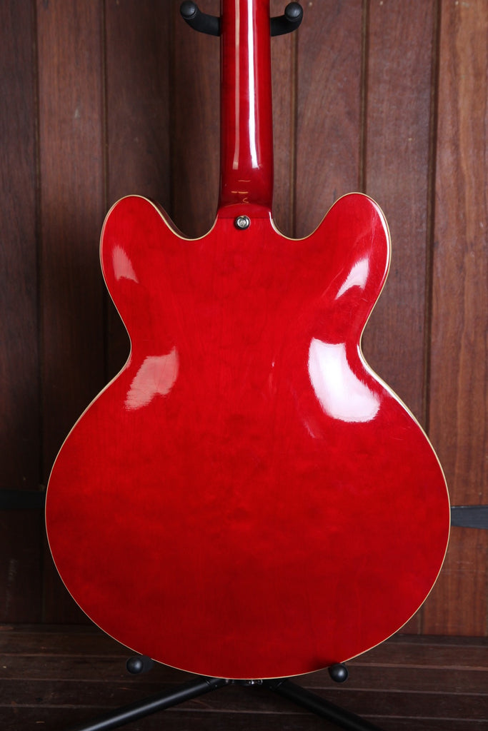 Tokai ES-60 Semi-Hollowbody Cherry Red Pre-Owned