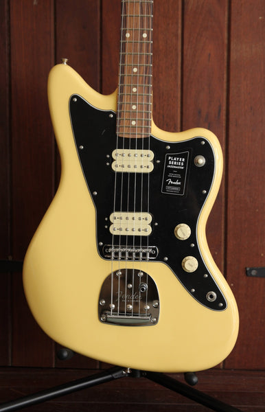 Fender Player Series Jazzmaster PF Buttercream Guitar