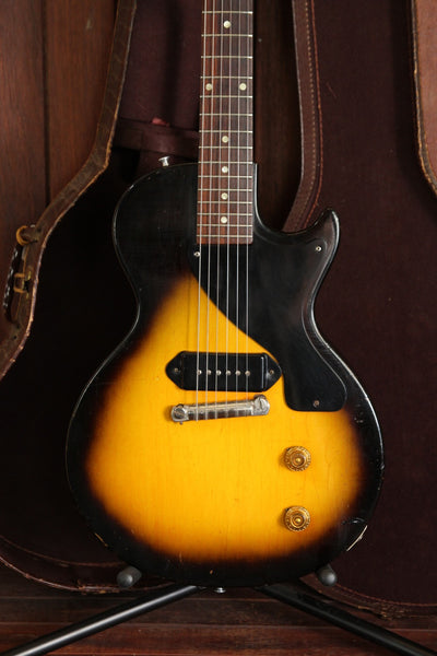 *NEW ARRIVAL* Gibson Les Paul Junior Vintage 1955 Sunburst