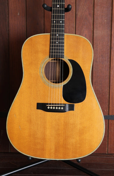 Martin D-28 Dreadnought Custom 1999 Acoustic Guitar Pre-Owned