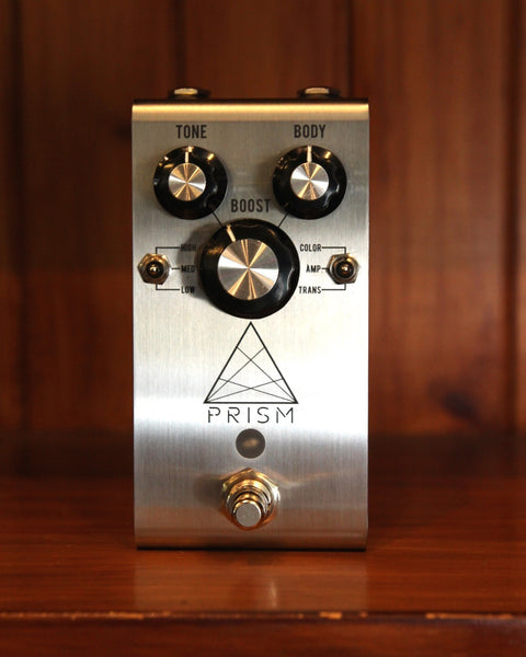 *NEW ARRIVAL* Jackson Audio Prism Boost Pedal - The Rock Inn