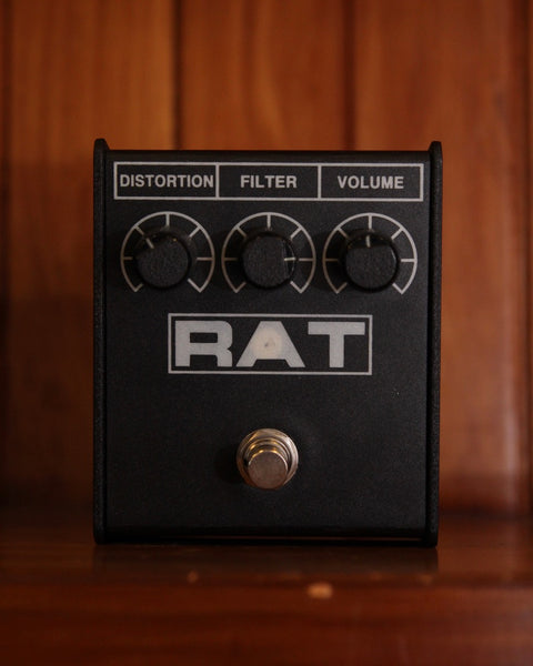 ProCo RAT II Overdrive Pedal Pre-Owned