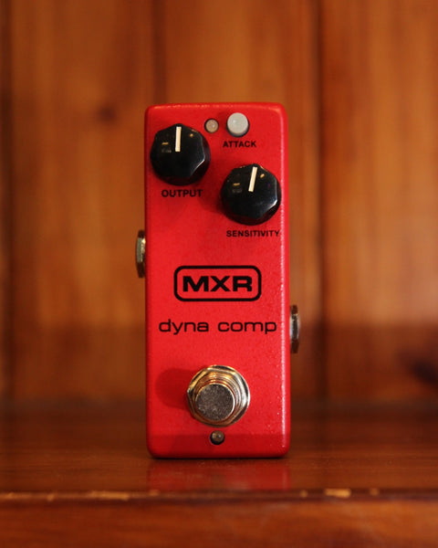 *NEW ARRIVAL* MXR Dyna Comp Mini Compressor Pedal - The Rock Inn
