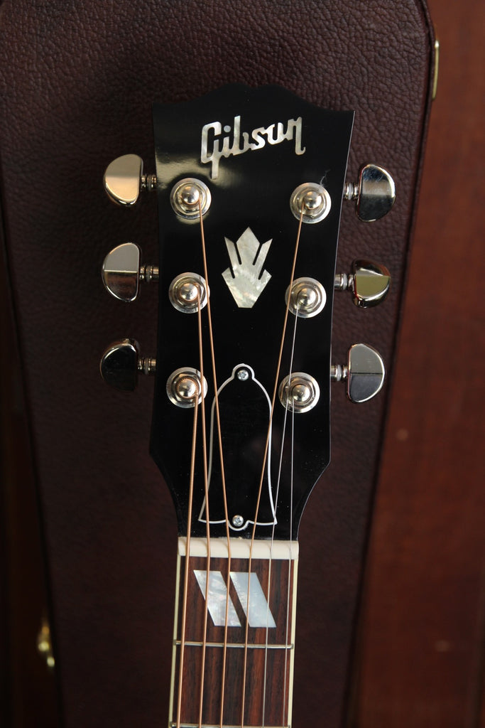 Gibson Hummingbird Heritage Burst Acoustic-Electric Guitar 2018